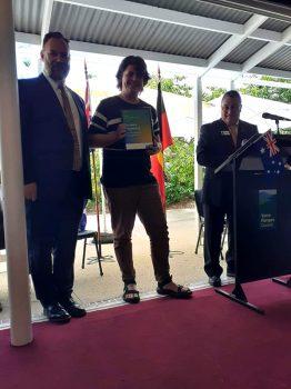 Tom-Australia-day-award